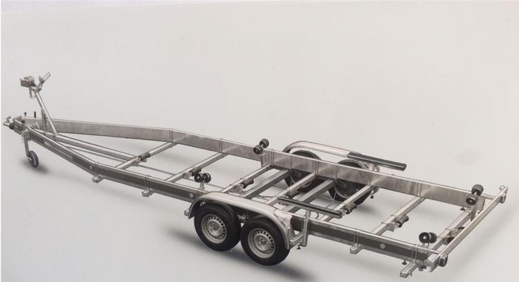 Bootsanhänger Typ G900-G1800 - Heku Fahrzeugbau